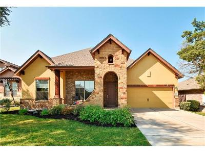 Spicewood Single Family Home For Sale: 5621 Texas Bluebell Dr