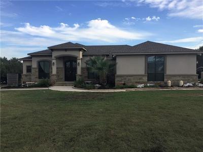 Buda Single Family Home For Sale: 101 Woodland Oaks Trl