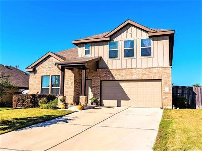 Buda Single Family Home Pending - Taking Backups: 177 Antelope Plains Rd