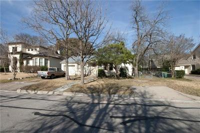 Austin Single Family Home Pending - Taking Backups: 2300 Bonita St