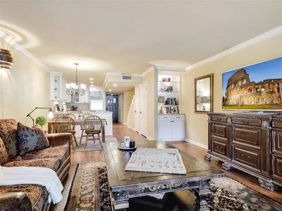 Burnet County, Llano County, Travis County Condo/Townhouse For Sale: 1500 Scenic Dr #109