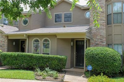 Travis County Condo/Townhouse Pending - Taking Backups: 3601 Lawton Ave #10