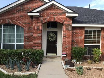 Georgetown Single Family Home For Sale: 301 River Bluff Cir