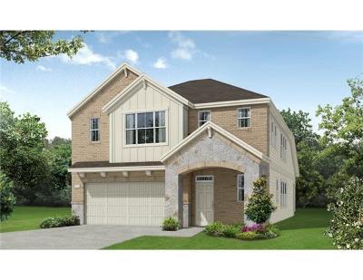 Austin Single Family Home For Sale: 912 Fortrose Terrace Ter