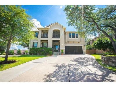 Single Family Home For Sale: 401 Mock Cherry Cv