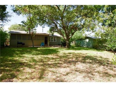 New Braunfels Single Family Home For Sale: 235 S Hickory Ave