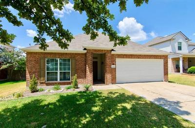 Pflugerville Single Family Home For Sale: 20804 Silverbell Ln