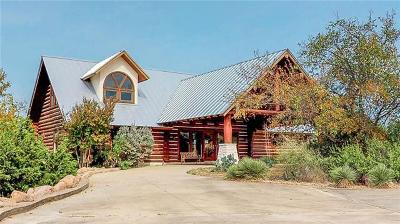 Kingsland Single Family Home For Sale: 118 Kingsland Ranch Cv