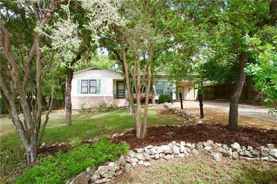San Marcos Single Family Home For Sale: 138 W Hillcrest Dr