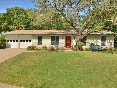 Austin Single Family Home For Sale: 6602 Shadow Valley Dr