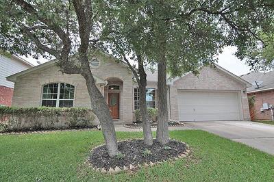 Travis County Single Family Home Pending - Taking Backups: 13520 Ryan Matthew Dr