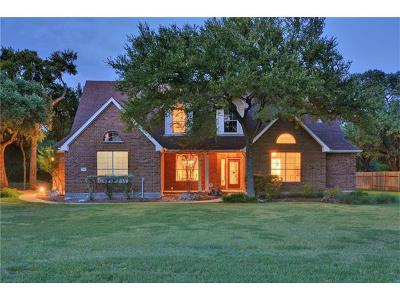 Georgetown Single Family Home For Sale: 201 Oak Meadow Dr