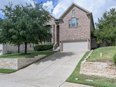 Cedar Park Single Family Home For Sale: 1011 Bretton Woods Dr