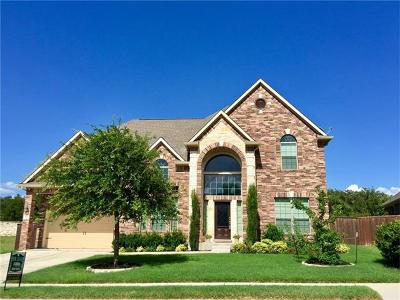 Georgetown Single Family Home For Sale: 205 Monahans Dr