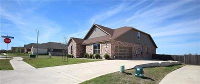 Pflugerville Single Family Home For Sale: 18500 Star Gazer Way