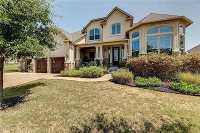 Austin Single Family Home For Sale: 16704 Poppy Mallow Dr