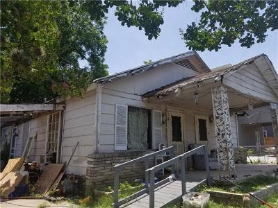 Austin Single Family Home For Sale: 1001 E Valdez St E