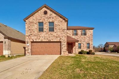 Pflugerville Single Family Home For Sale: 900 Oatmeal Dr