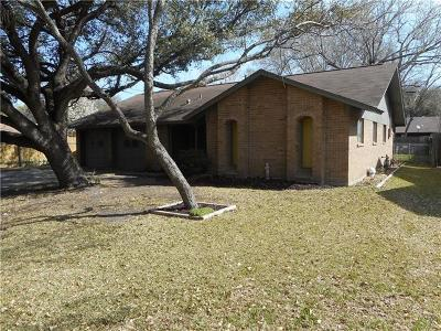 Taylor Single Family Home For Sale: 2406 Heights Blvd