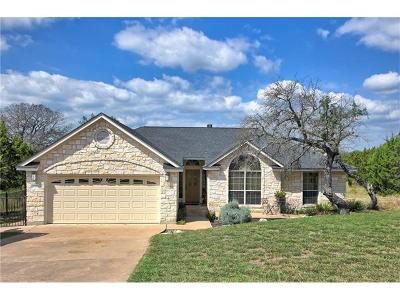Lago Vista Single Family Home For Sale: 3206 Morgan Ln