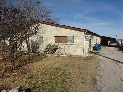 Taylor Single Family Home Pending - Taking Backups: 5001 Fm 619
