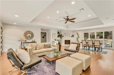 Austin Single Family Home For Sale: 5721 Highland Hills Dr