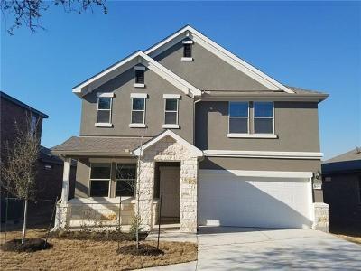 Leander Single Family Home For Sale: 609 Appalachian Trl
