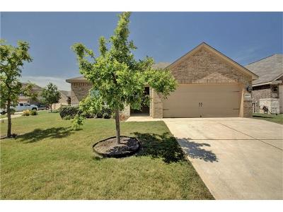 Single Family Home For Sale: 19213 Jonah Lee Ct
