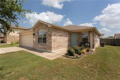 Taylor Single Family Home For Sale: 2105 Canvas Back Dr