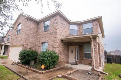 Elgin Single Family Home For Sale: 12709 Wood Lily Trl