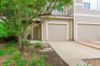 Austin Condo/Townhouse For Sale: 8901 Mountain Shadows Cv #8901A