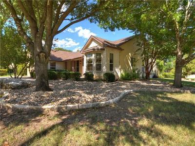 Georgetown Single Family Home For Sale: 201 Whispering Wind Dr