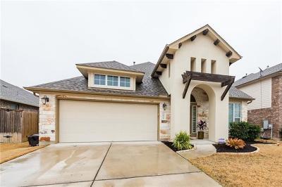 Round Rock Single Family Home Pending - Taking Backups: 3610 Penelope Way