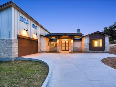 Spicewood Single Family Home For Sale: 22009 Plockton Dr