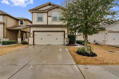 Hays County, Travis County, Williamson County Single Family Home For Sale: 1521 Sugarberry Ln