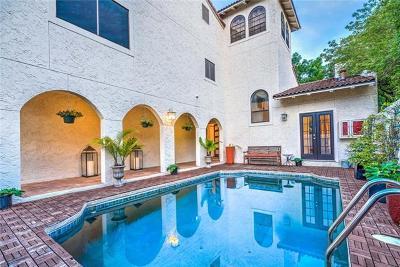 Austin Single Family Home Pending - Taking Backups: 4503 Knap Holw