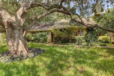 Single Family Home For Sale: 300 Horsethief Trl
