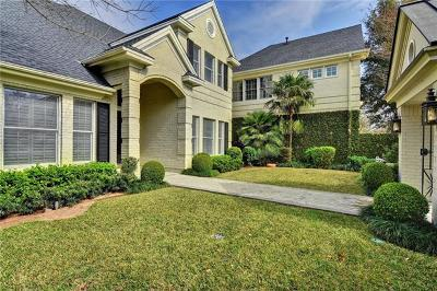 Hays County, Travis County, Williamson County Single Family Home For Sale: 3112 Above Stratford Pl
