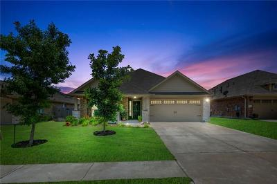 Pflugerville Single Family Home Pending - Taking Backups: 3605 Wetland Dr