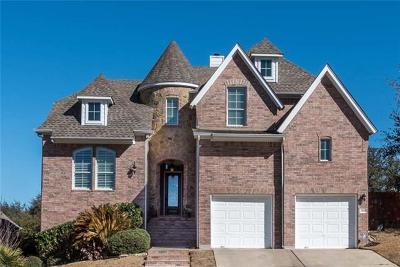 Cedar Park Single Family Home Pending - Taking Backups: 2505 Durlston Ct