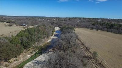 Burnet County, Lampasas County, Bell County, Williamson County, llano, Blanco County, Mills County, Hamilton County, San Saba County, Coryell County Farm For Sale: 8860 Fm 2657