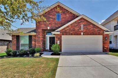 Cedar Park Single Family Home Pending - Taking Backups: 4206 Oldenburg Ln