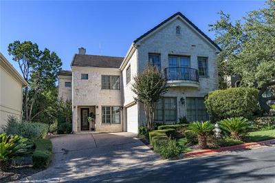 Travis County Single Family Home For Sale: 2102 Rue De St Germaine
