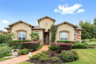 Austin Single Family Home For Sale: 201 Enchanted Hilltop Way