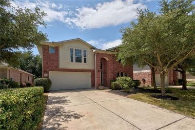 Leander Single Family Home For Sale: 2742 Granite Creek Dr