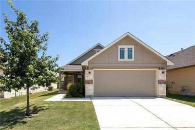 Austin Single Family Home For Sale: 15106 Verela Dr
