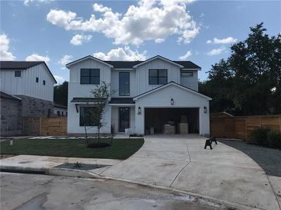 Cedar Park Single Family Home Pending