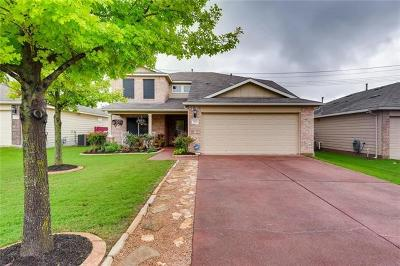 Kyle Single Family Home For Sale: 1121 Sweet Gum