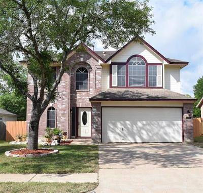 Austin Single Family Home For Sale: 5805 Blanco River Pass