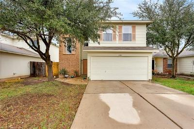 Austin Single Family Home For Sale: 11309 Robert Wooding Dr